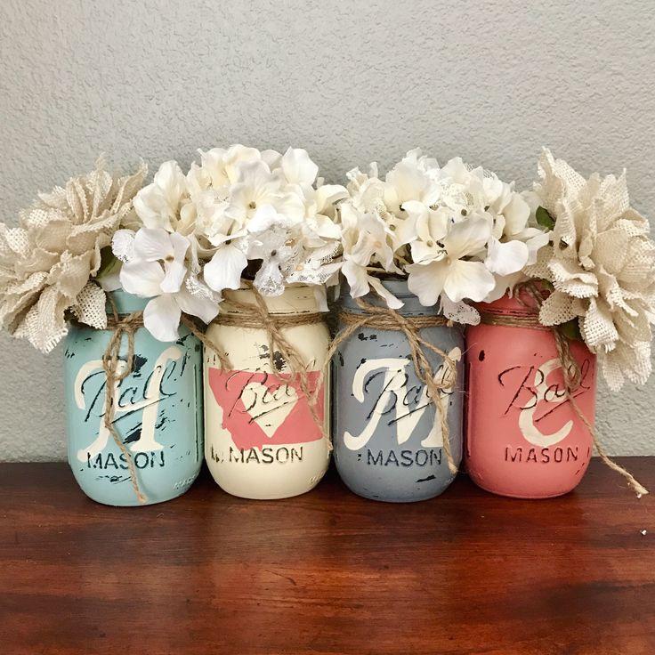 15 ideas creativas de decorar tu hogar con tarros de alba il for Ideas para decorar tu hogar