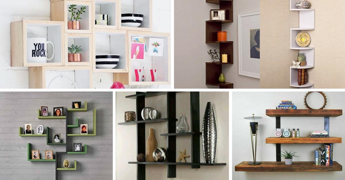 15 estantes hermosos y s per funcionales y con estilo - Estantes funcionales ...
