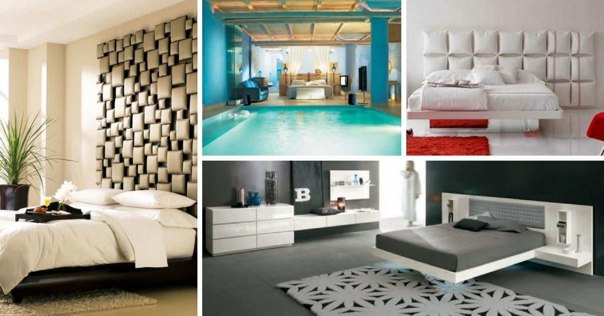 Dise o de muebles modernos para el dormitorio for Diseno de muebles de dormitorio