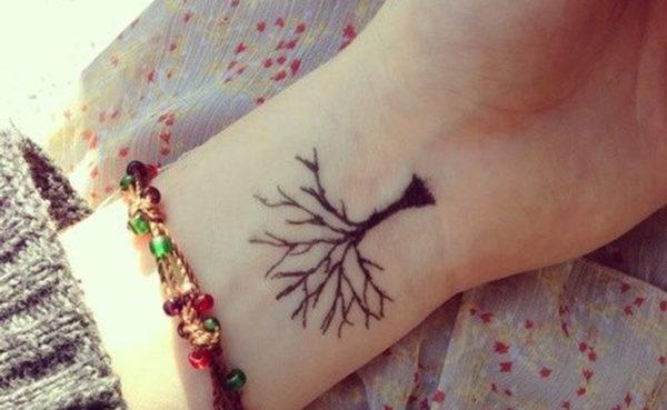 15 Pequenos Tatuajes De Moda Para Mujeres Para 2018 - Tatuajes-para-mujeres-pequeos