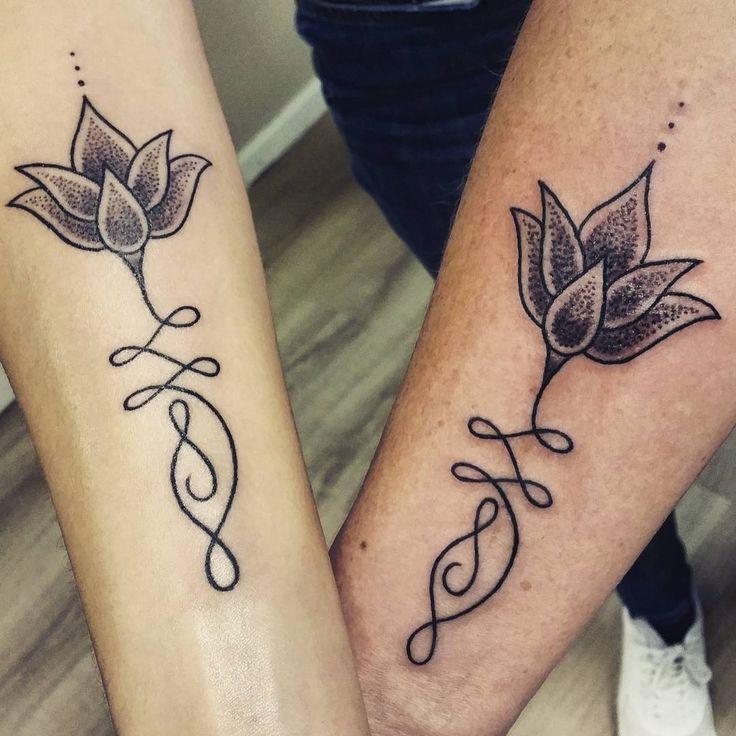 Ideas Y Significados De Tatuajes De Madre E Hija