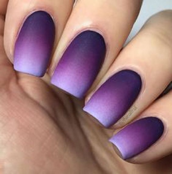 15 Hermosas Uñas Decoradas En Degrade